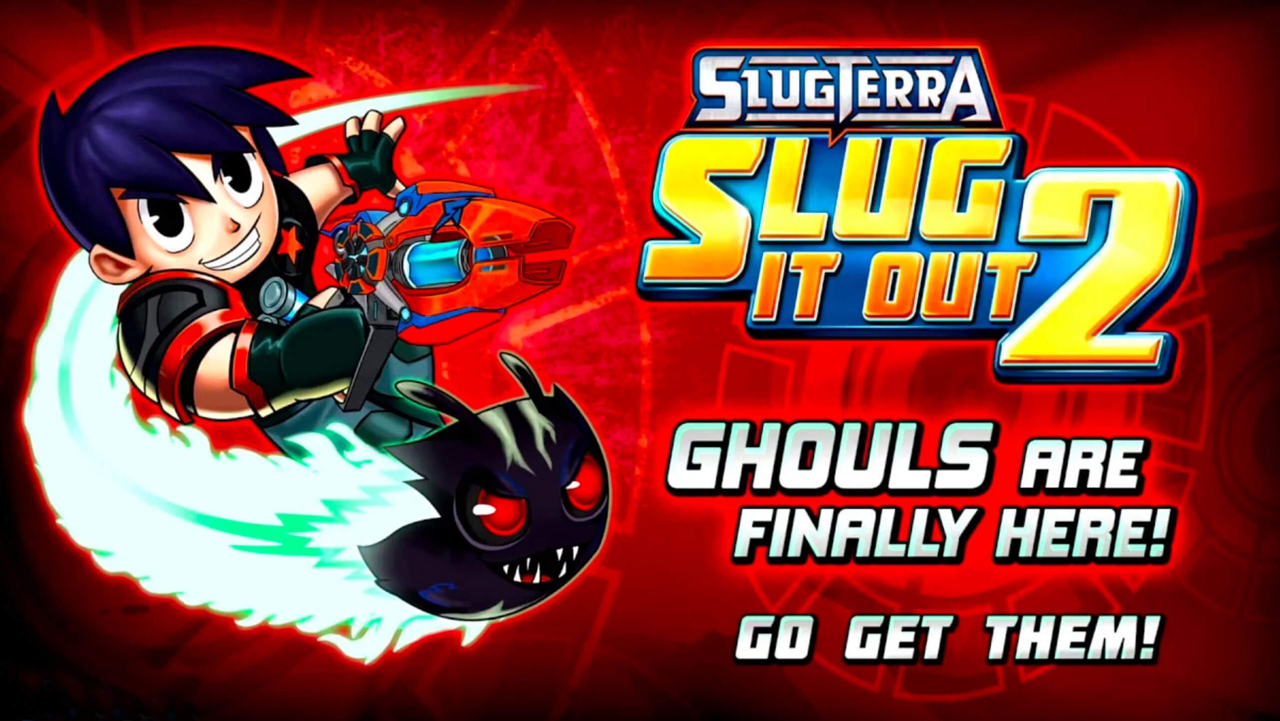Slugterra Slug It Out! 2